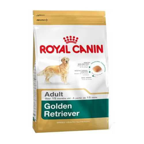 Royal Canin Golden Retriever | Сухой корм Роял Канин для взрослых собак породы Голден ретривер 3 кг