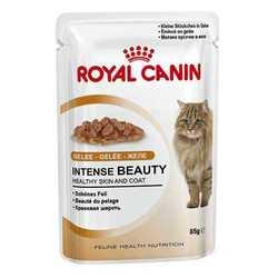 Royal Canin Intense Beauty в желе (0.085 кг) 24 шт
