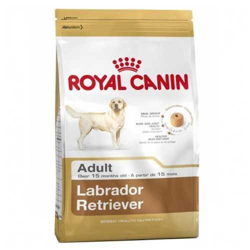 Royal Canin Labrador Retriever | Сухой корм Роял Канин для взрослых собак породы Лабрадор 3 кг