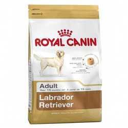 Royal Canin Labrador Retriever | Сухой корм Роял Канин для взрослых собак породы Лабрадор 12 кг