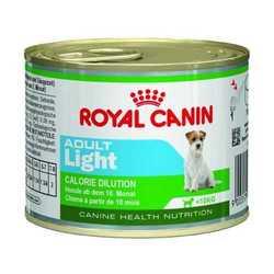 Royal Canin Light Mousse | Консервы Роял Канин Лайт Мусс для собак 195 гр х 12 шт