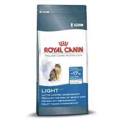 Royal Canin Light | Сухой корм Роял Канин для кошек с предрасположенностью к избыточному весу 400 гр