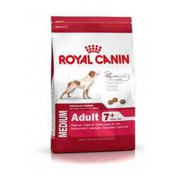 Royal Canin Medium Adult 7+ | Сухой корм Роял Канин для пожилых собак средних пород 15 кг