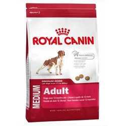 Royal Canin Medium Adult | Сухой корм Роял Канин Медиум Эдалт для взрослых собак средних пород 15 кг