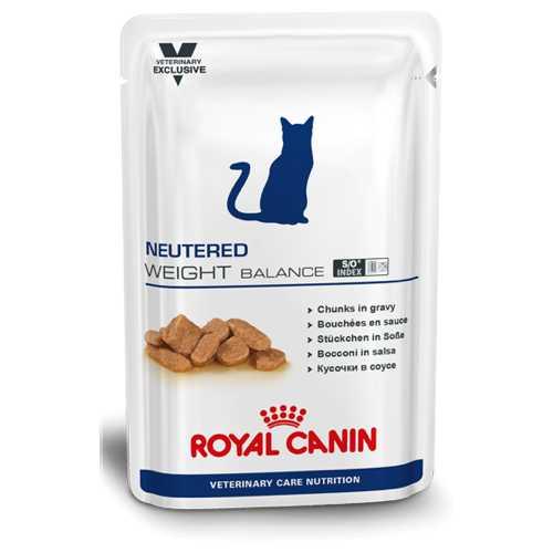 Корм royal canin vet care