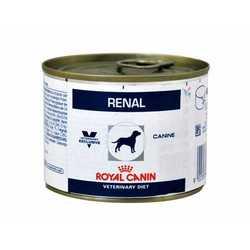 Роял Канин диетические консервы для собак при заболеваниях почек (0,2 кг) 12 шт
