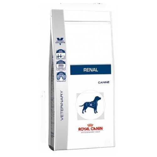 Royal Canin Renal RF16   Сухой лечебный корм Роял Канин Ренал при почечной недостаточности 2 кг