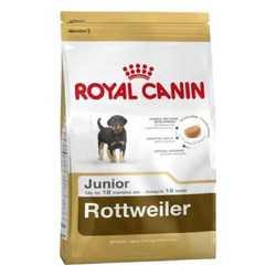 Royal Canin Rottweiler Junior | Сухой корм Роял Канин для щенков породы Ротвейлер 12 кг