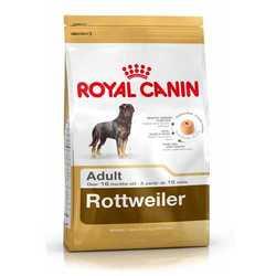 Royal Canin Rottweiler | Сухой корм Роял Канин для взрослых собак породы Ротвейлер 12 кг