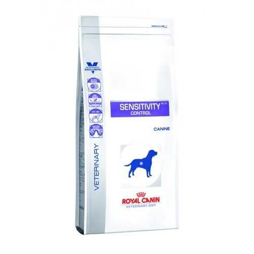 Royal Canin Sensitivity Control SC21 | Сухой лечебный корм Роял Канин Сенситивити Контрол СЦ24 при пищевой аллергии 1,5 кг