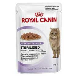 Royal Canin Sterilised в желе (0.085 кг) 24 шт
