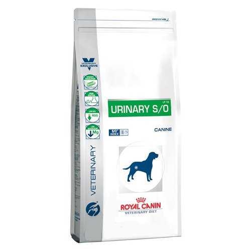 Royal Canin Urinary S/O LP18 | Сухой лечебный корм Роял Канин Уринари при мочекаменной болезни 2 кг