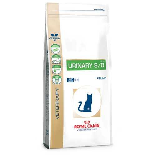 Royal Canin Urinary S/O | Сухой лечебный корм Роял Канин для кошек при лечении мочекаменной болезни 1,5 кг