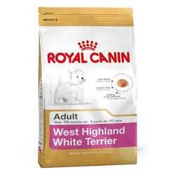 Royal Canin West Highland White Terrier | Сухой корм Роял Канин для взрослых собак породы Вест хайленд уайт терьер 3 кг