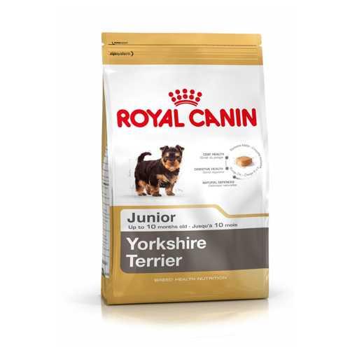 Royal Canin Yorkshire Terrier Junior | Сухой корм Роял Канин для щенков породы Йоркширский терьер 1,5 кг