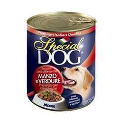 Special Dog консервы для собак говядина с овощами (0,82 кг) 12 шт