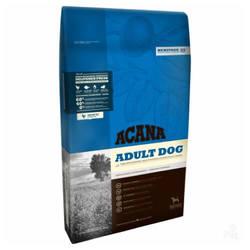 Acana Heritage Adult Dog корм для взрослых собак 17 кг