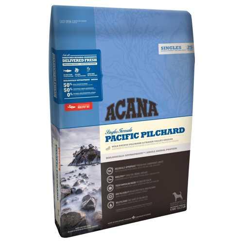 Acana Singles Тихоокеанская Сардина сухой корм для собак 2 кг