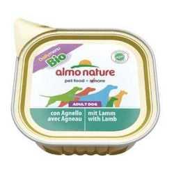Almo Nature Dailymenu консервы для собак с ягненком (0,1 кг) 32 шт