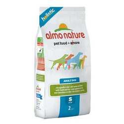Almo Nature Holistic сухой корм для собак мелких пород с ягненком 2 кг