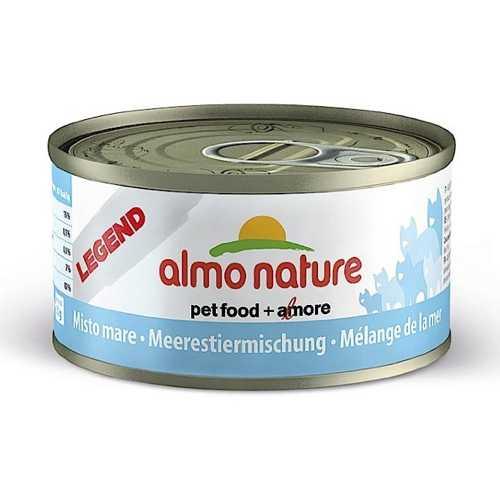 Almo Nature Legend консервы для кошек с морепродуктами (0,07 кг) 1 шт