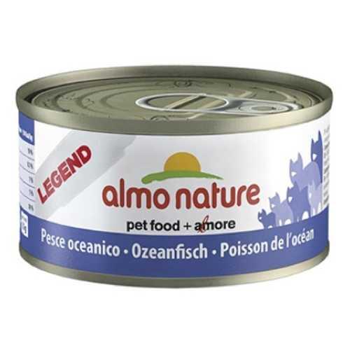 Almo Nature Legend консервы для кошек с океанической рыбой (0,07 кг) 1 шт