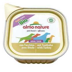Almo Nature Dailymenu консервы для собак с индейкой (0,1 кг) 32 шт