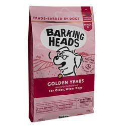 Barking Heads корм для пожилых собак 12 кг