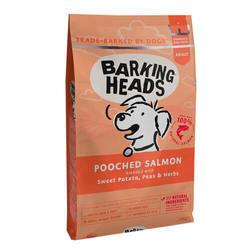Barking Heads корм для собак с лососем и картофелем 12 кг