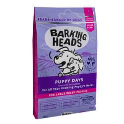Barking Heads корм для щенков крупных пород 12 кг