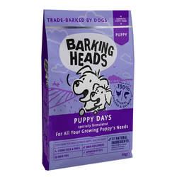 Barking Heads корм для щенков с лососем и курицей 6 кг