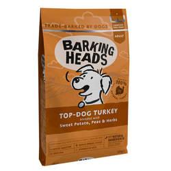 Barking Heads корм для собак с индейкой и бататом 2 кг