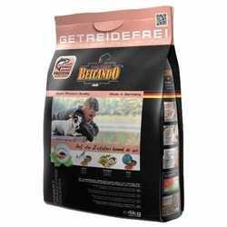 Belcando Finest GF Salmon корм для собак с лососем 4 кг