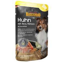 Belcando паучи для собак курица с овощами (0,125 кг) 12 шт