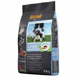 Belcando Junior Lamb & Rice корм для щенков с ягненком 15 кг