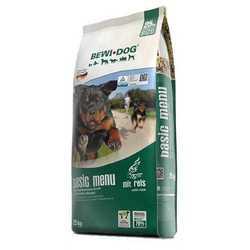 Bewi dog хлопья для взрослых собак 12,5 кг