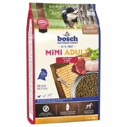 Bosch Mini Adult Lamb Rice сухой корм для собак с ягненком 3 кг