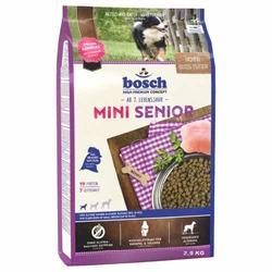 Bosch Mini Senior сухой корм для пожилых мелких собак 2,5 кг