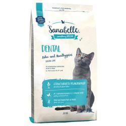 Bosch Sanabelle Dental сухой корм для кошек 400 гр