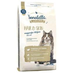 Bosch Sanabelle Hair Skin сухой корм для кошек с проблемами кожи и шести 10 кг