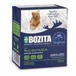 Bozita Elk консервы для собак с мясом лося (0.37 кг) 1 шт