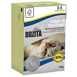 Bozita Indoor Sterilised корм для стерилизованных кошек 10 кг