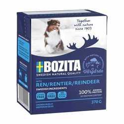 Bozita Reindeer консервы для собак с мясом оленя (0.37 кг) 1 шт
