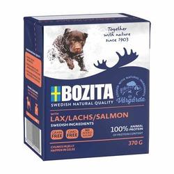 Bozita Salmon консервы для собак с лососем (0.37 кг) 1 шт