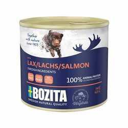 Bozita Salmon консервы для собак паштет с лососем (0,625 кг) 1 шт