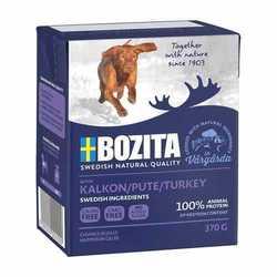 Bozita Turkey консервы для собак с индюшкой (0.37 кг) 1 шт