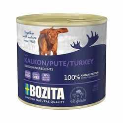 Bozita Turkey консервы для собак паштет с индейкой (0,625 кг) 1 шт