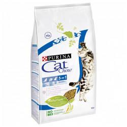 Cat Chow 3 в 1 корм для кошек 15 кг