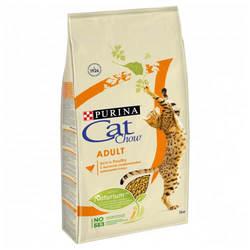 Cat Chow корм для кошек c курицей 15 кг