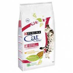 Cat Chow корм для кошек профилактика МКБ 15 кг